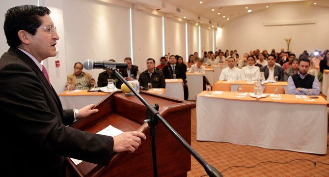The Ministry of Foreign Affairs trains 130 officials on issues